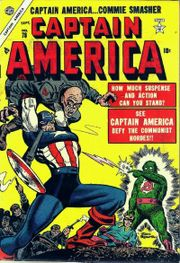 Captain America #78 (Sept. 1954), cover art by John Romita Sr. and featuring the first supervillain Electro.