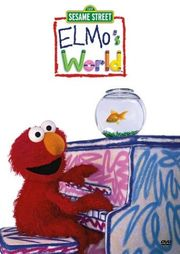 Elmo's World DVD cover