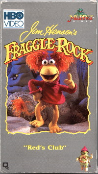 Cover for 12th Fraggle Rock video