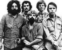 Original lineup of The Grateful Dead, 1971.