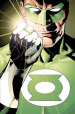Hal Jordan, the second and most well known Green Lantern.
