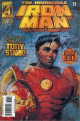 "Iron Man Vol. 1 #326 (March 1996). ""Teen Tony""."
