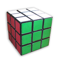 Rubik's Cube in solved state