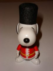 McDonalds 'Happy Meal' toy released in 1999 as part of McDonalds Snoopy World Tour set.