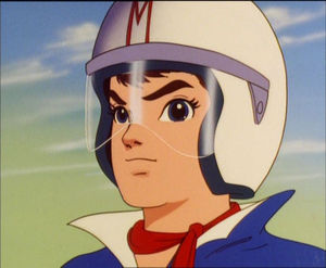 Speed Racer, known in Japan as G� Mifune.