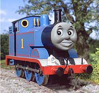 Thomas the Tank Engine.