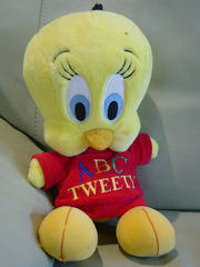 Toy made in Tweety's image
