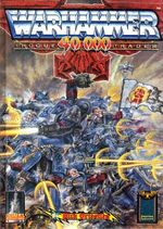 Rogue Trader - the first edition of Warhammer 40,000