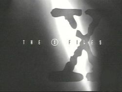 X-Files opening titles from first 8 seasons
